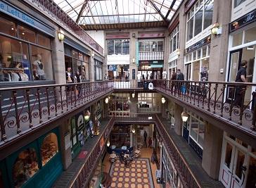 Byram Arcade Huddersfield
