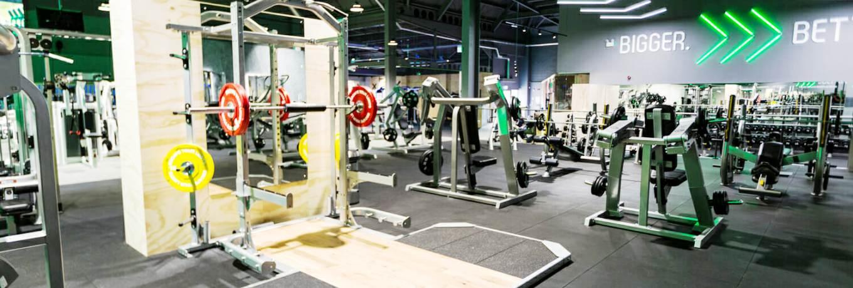 Gyms in Huddersfield