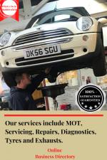 PM Auto Repairs Ltd
