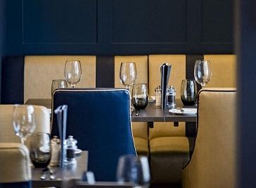 Eric's Restaurant in Huddersfield