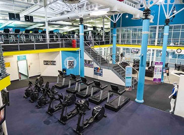 Total Fitness in Huddersfield