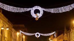 Huddersfield Christmas Lights Switch On 2019